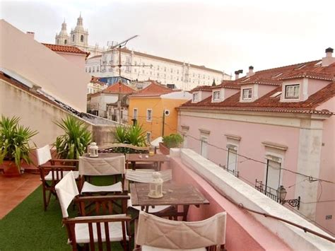 alfama patio hostel 9 best hotels when you visit lisbon portugal travel