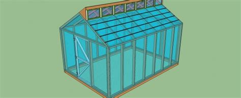 green small house plans 10 diy greenhouse building plans the self sufficient living
