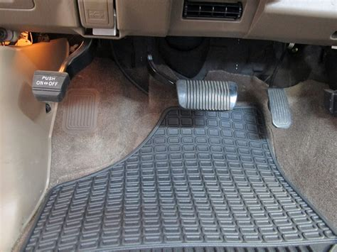 1999 nissan quest weathertech all weather front floor mats