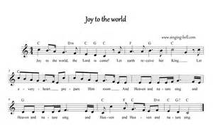 Free christmas carols gt joy to the world free mp3 audio download