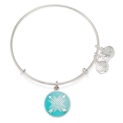 arrows of friendship charm bangle alex and ani style