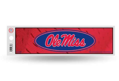 Ole Miss Bumper Sticker of mississippi ole miss bumper sticker