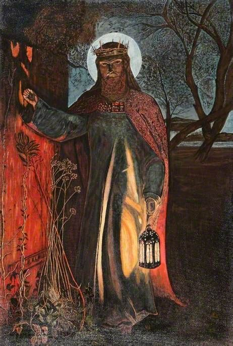 william holman hunt the light of the the light of the uk