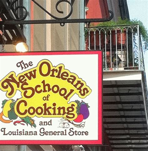 new school of cooking the new orleans school of cooking been there done that