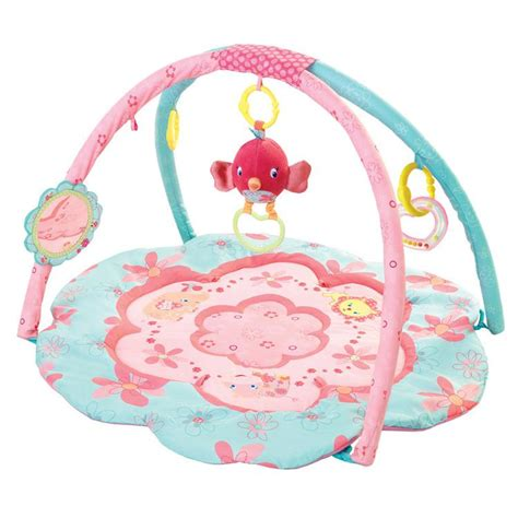 pink baby play mat images