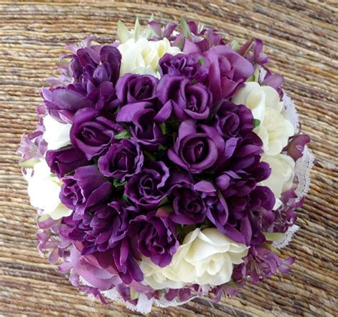 wedding bouquet violets four leaf events february s flower violets and primroses