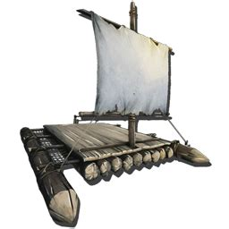 ark boat engram wooden raft official ark survival evolved wiki