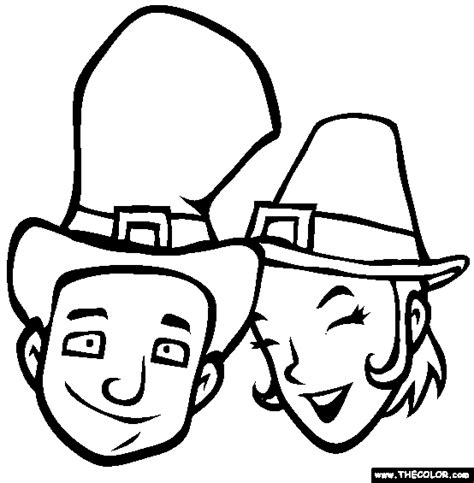 leprechaun hat coloring page st patricks day online coloring pages page 1