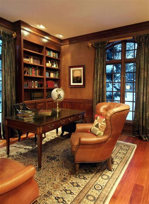 home office decor ideas 25 best ideas about masculine home offices on