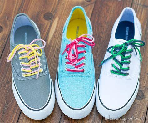 diy shoe laces make shoelaces out out shirts