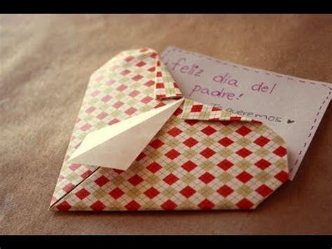 maestros de coraz n l minas para trabajar figuras corazon camisa origami dia del padre youtube