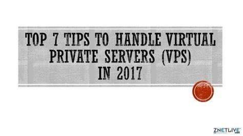 7 Tips On How To Handle A Moody Person by Ppt Top 7 Tips To Handle Server In 2017