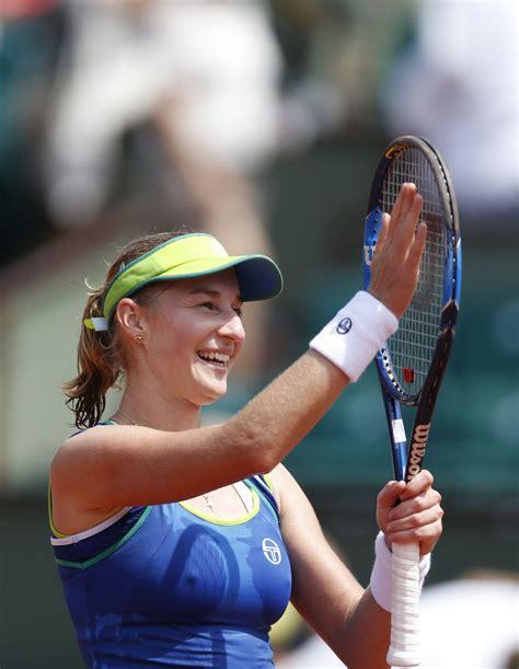 ekaterina makarova french open tennis tournament