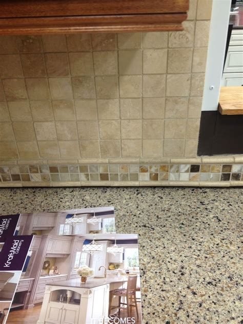 possible backsplash lowes kitchen ideas