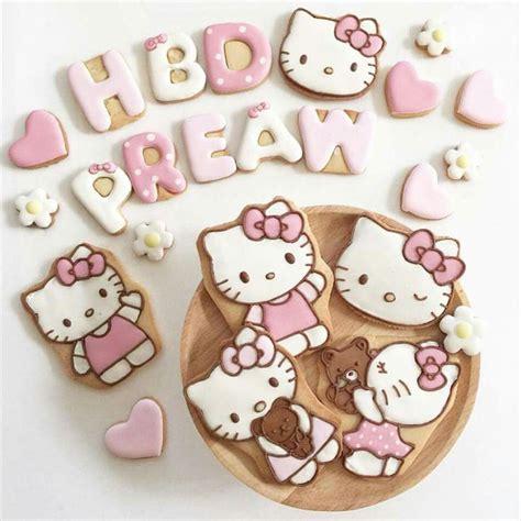 Sanrio Japan Cookies hello cookies galletas hello