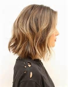 Medium Bob Hairstyles With Bangs 2014 2015 06