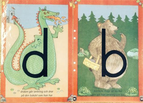 the b b och d annas klassrum