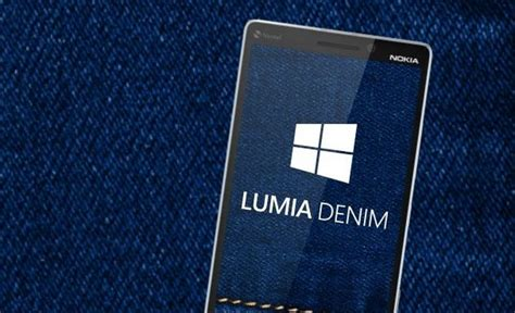 Microsoft Denim lumia denim update hits the microsoft lumia phones in india