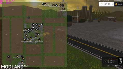 canadian map farming simulator 2015 canadian prairie map mod for farming simulator 2015 15