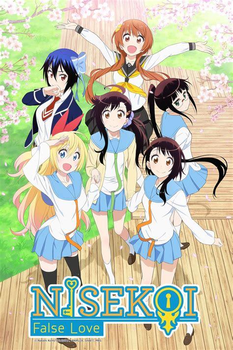 nisekoi anime crunchyroll crunchyroll adds quot nisekoi quot anime to