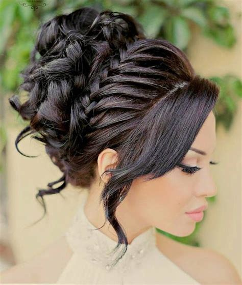 Wedding And Quinceanera Hairstyles by Unique Quinceanera Hairstyle Hairstyles For