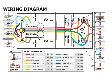 wiring diagram motorized der k grayengineeringeducation