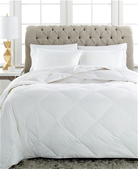 macys down comforters charter club vail level 1 european white down comforters