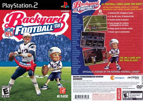 backyard football 08 backyard football 08 usa iso