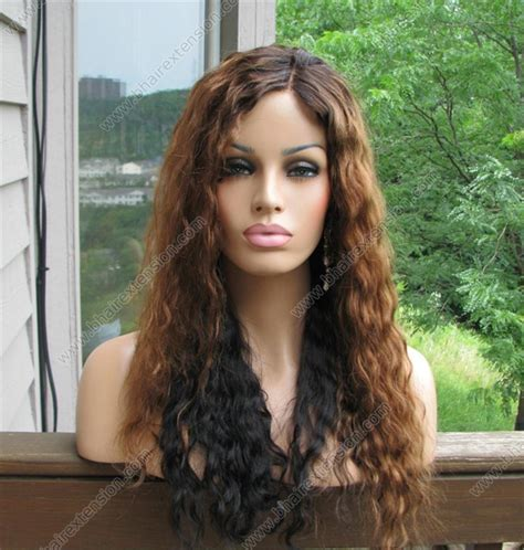 ambre hair on a nlone ombre human hair lace front wigs loose wave 10 30inch
