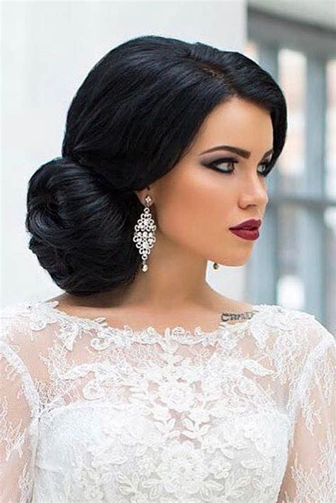 Classic Wedding Hairstyles Hair by 25 Classic And Beautiful Vintage Wedding Hairstyles