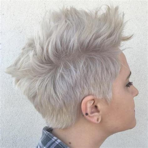 very short ash blond pixi cut 60 cute short pixie haircuts femininity and practicality