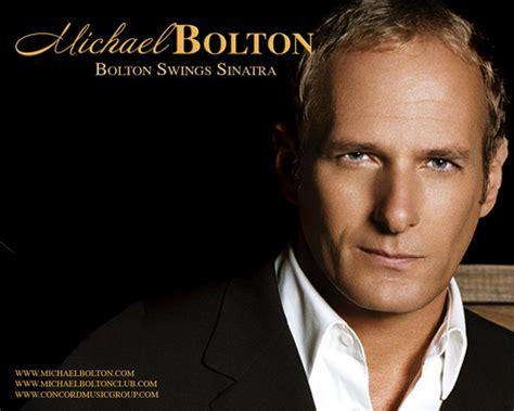 Michael Bolton Images Bolton Swings Sinatra Hd Wallpaper