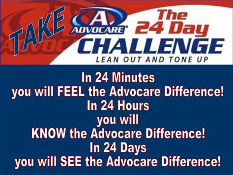 24 day challenge advocare 24 day challenge