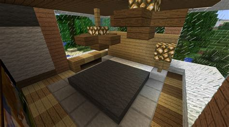 bedroom in minecraft bed design minecraft home decoration live