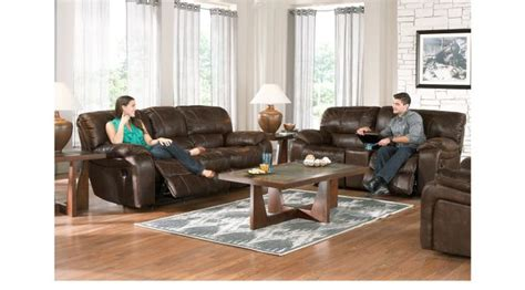 cindy crawford home alpen ridge reclining sofa 1 799 99 alpen ridge brown 5 pc reclining living room