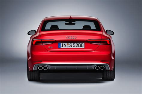 for s5 new audi a5 and s5 revealed more space tech and power by