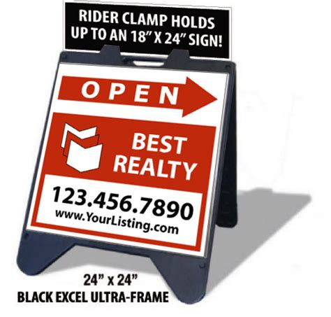 real estate a frame open house signs real estate a frame open house signs 28 images independent real estate signs for