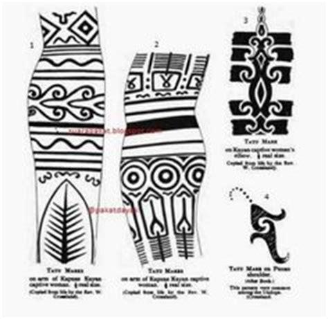 tattoo motif suku dayak tattoo motif dayak motif tattoo dayak iban dayak