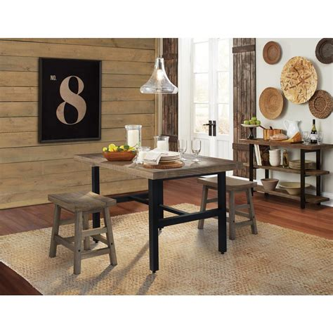 alaterre furniture pomona 20 in h reclaimed wood barstool