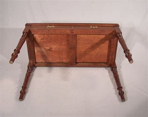 american black walnut desk 7996 american black walnut library desk or table c1875