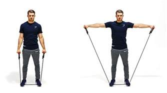 lateral resistor band exercises the resistance band workout that s all about those gains coach