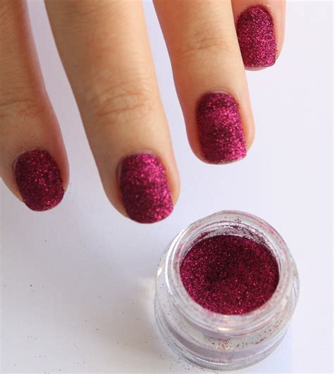 Glitter Nails by Nailed Gosh Nail Glitter Fleur De