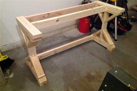 Wooden Desk Building Plans