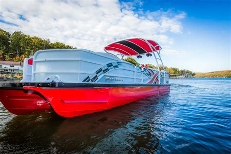 fast wine boat ride indulge the need for speed yes fast pontoon boats exist