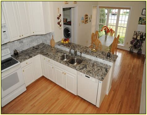 Kitchen Backsplash Ideas With Santa Cecilia Granite azul platino granite countertops white cabinets home