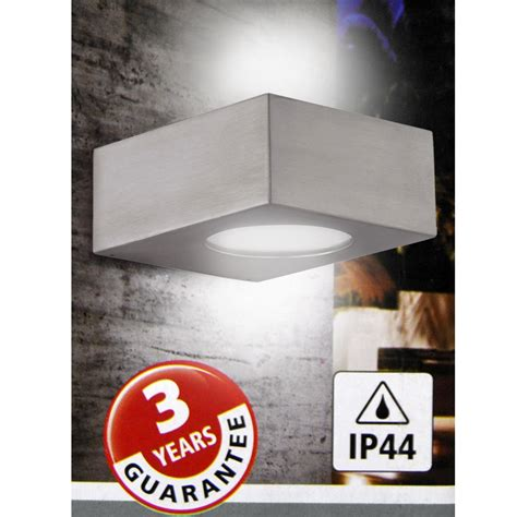 up and le innen wandleuchte led 2x3w up badleuchte innen au 223 en