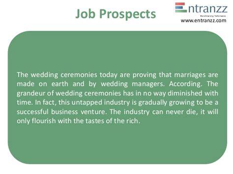 wedding planner career 121 careers in wedding planner