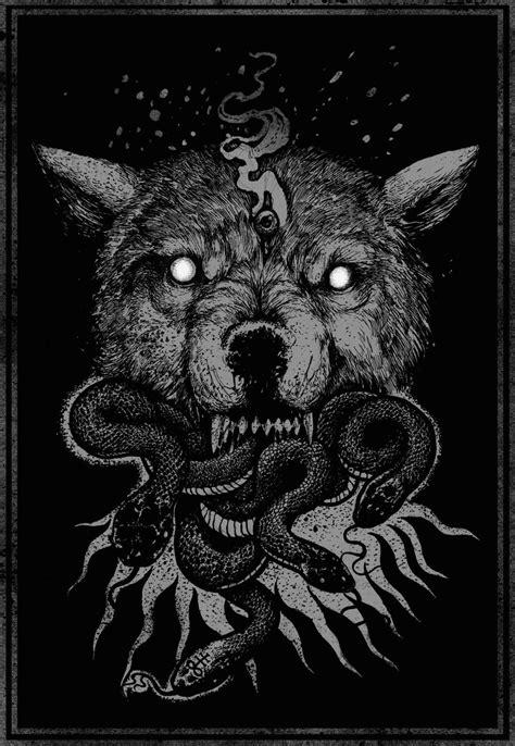 by Grindesign en 2020 | Tatuajes de lobos, Arte gráfico