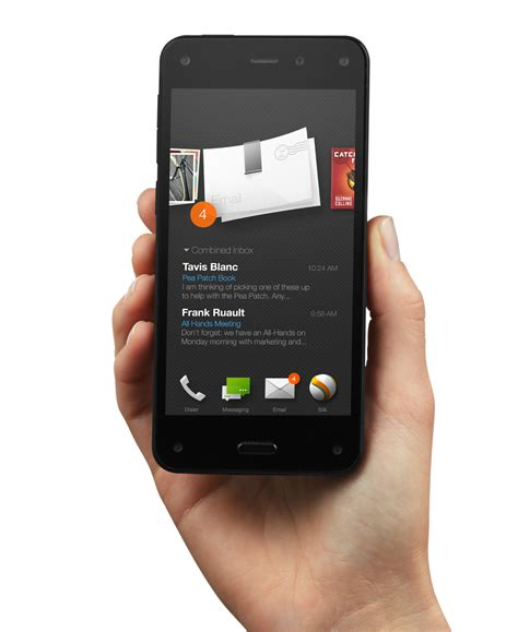 amazon fire phone amazon announces the fire phone launching exclusively
