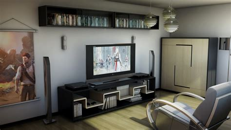 25 incredible video gaming room designs home design and 25 incredible video gaming room designs home design and
